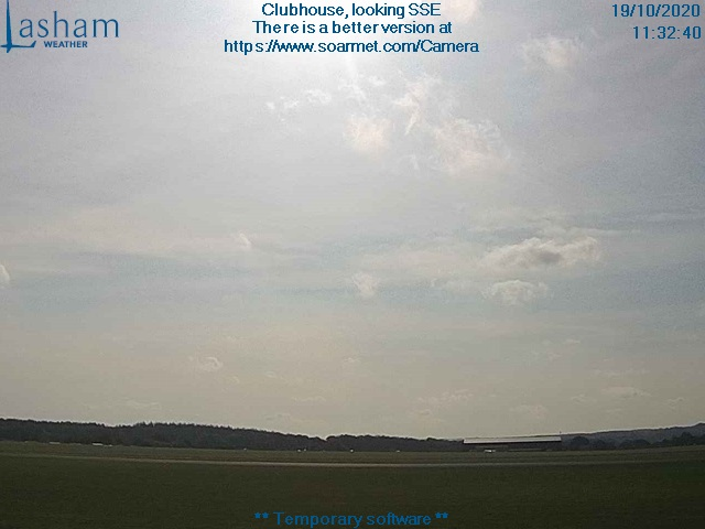 Lasham Airfield webcam